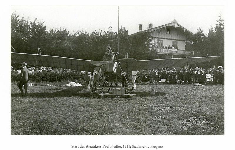 Paul Fiedler v Bregenzu