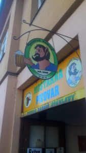 pivovar Radouš