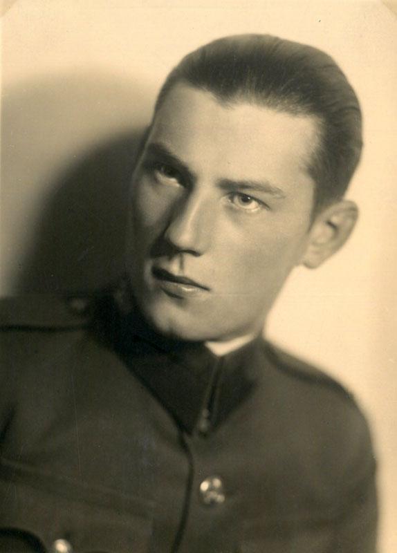Miroslav Matzenauer, dělostřelecký pluk 152 , Olomouc - Tabulový vrch