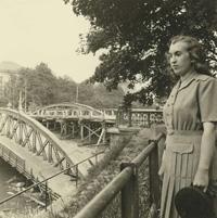 Most přes Moravu, dnešní Masarykova třída