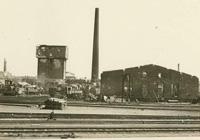 olomouc 1945 nádraží