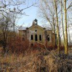 evangelický kostel v Růžové