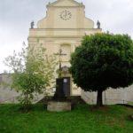 Růžová kostel