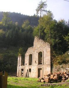 Dolnožlebský mlýn