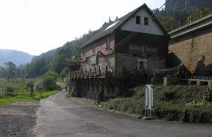 Dolní Žleb dolní grunt