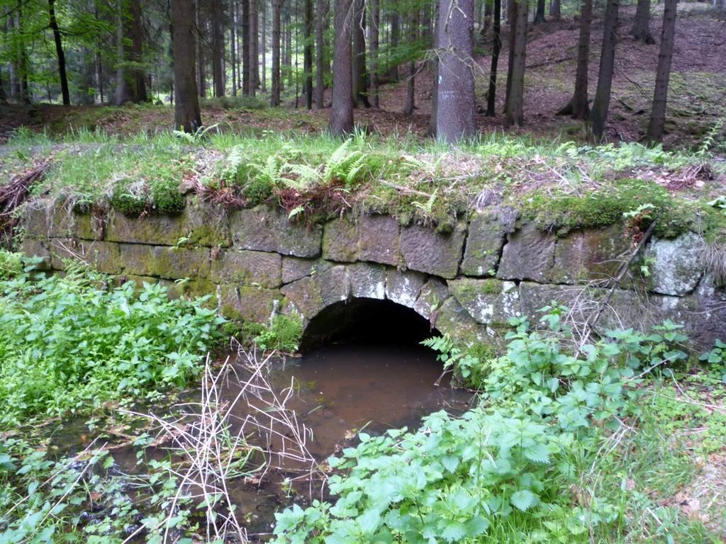 Most přes Kachní potok