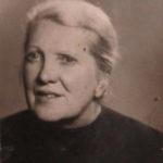 Maminka Margareta Mayerová