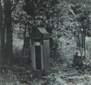 Ovesné Kladruby_hřbitov