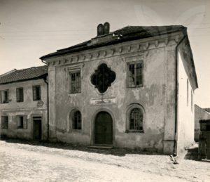 synagoga usov