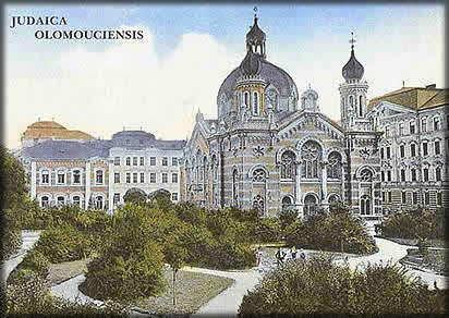 synagoga v Olomouci