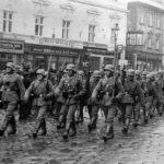 Olomouc, Horní náměstí, 15. března 1939.