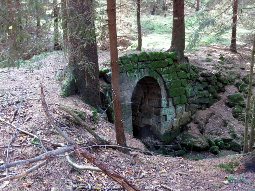 Horní most