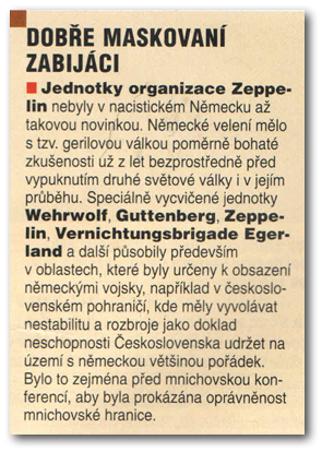 organizace Zeppelin